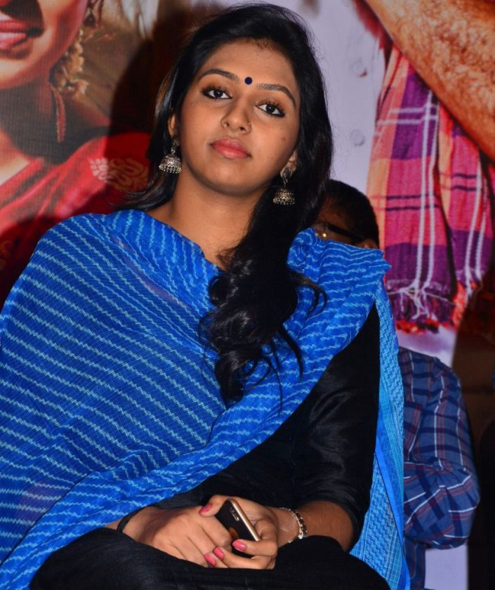 Lakshmi-Menon-Photos-In blue