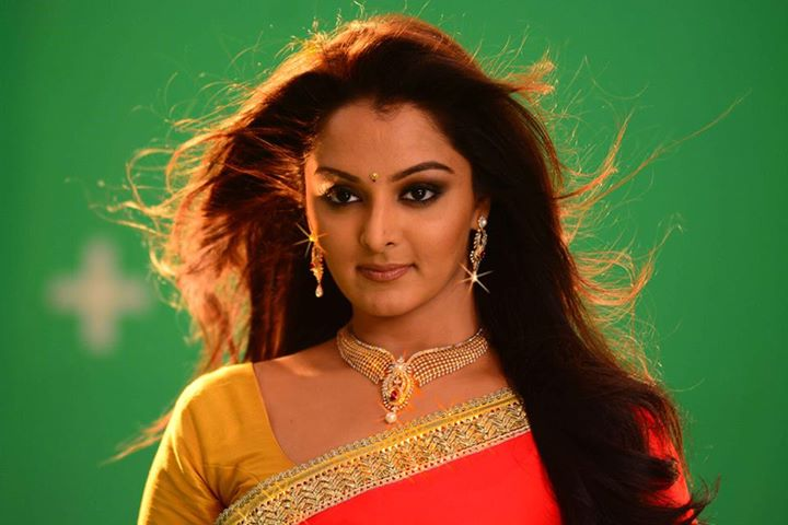 Manju Warrier ad shoot
