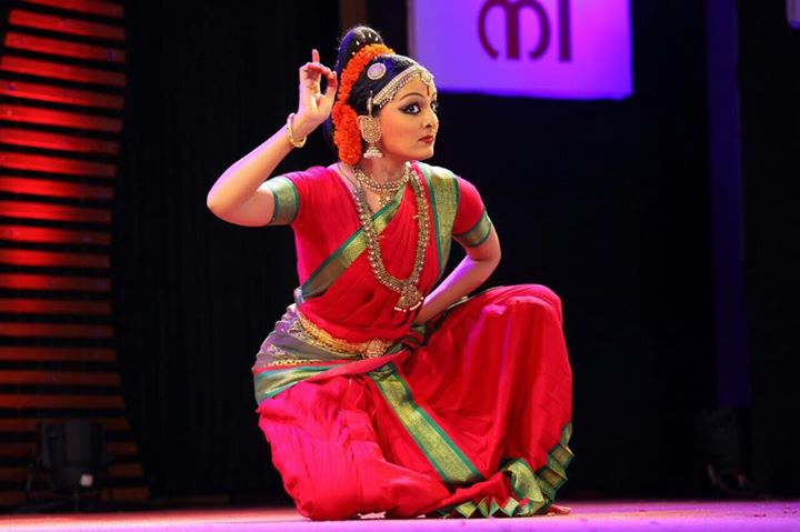 Manju Warrier Dancing