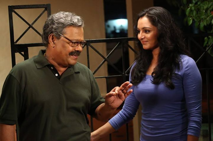 Manju Warrier hot photo