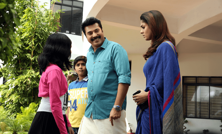 Nayanthara in Bhaskar The Rascal _ Plumeria Movies
