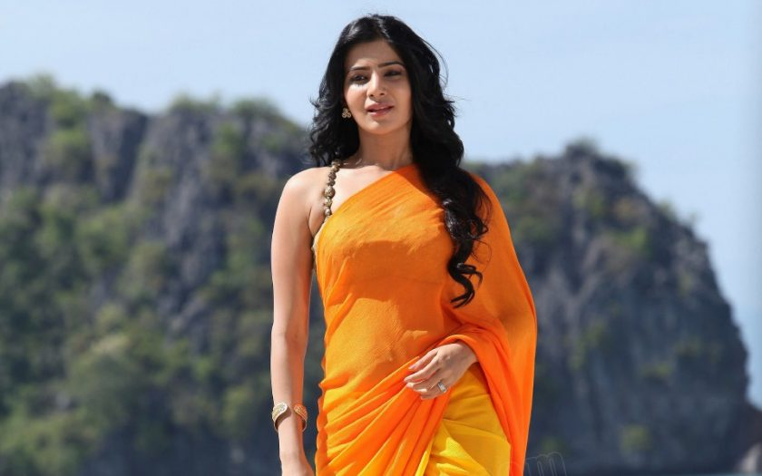 Samantha in Manam Telugu Movie Plumeria Movies