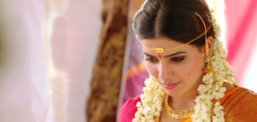Samantha marriage saree