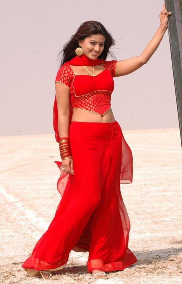 Sneha hot photo from a song sequence