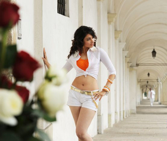 Tamannaah Bhatia Hot in shorts