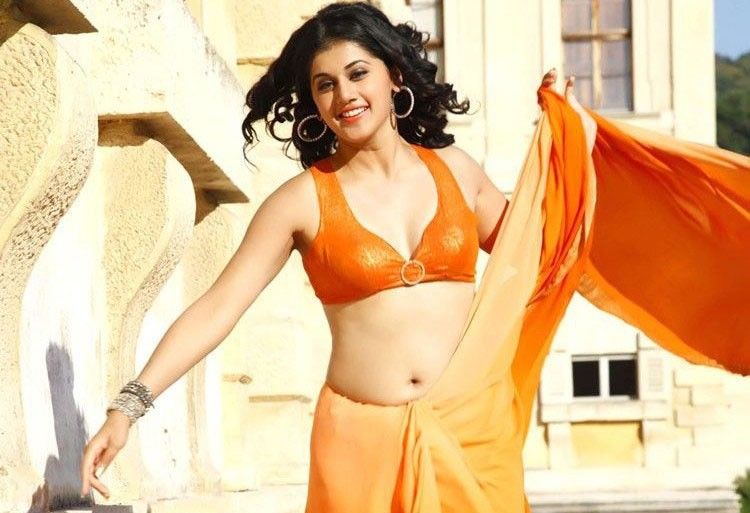 Tapsee navel show Taapsee photos hot