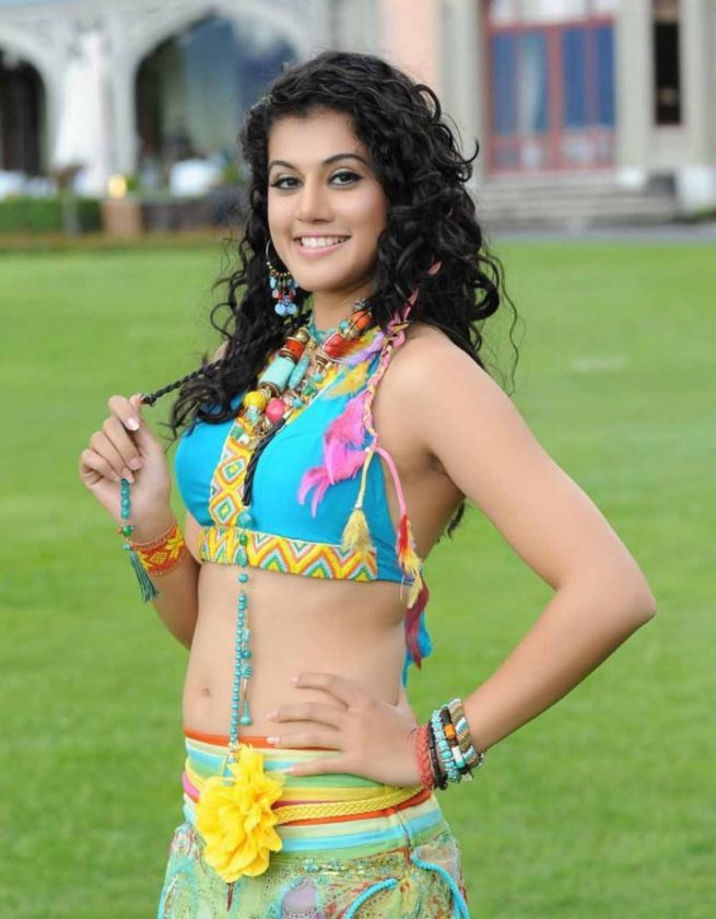 Tapsee hot and spicy photo