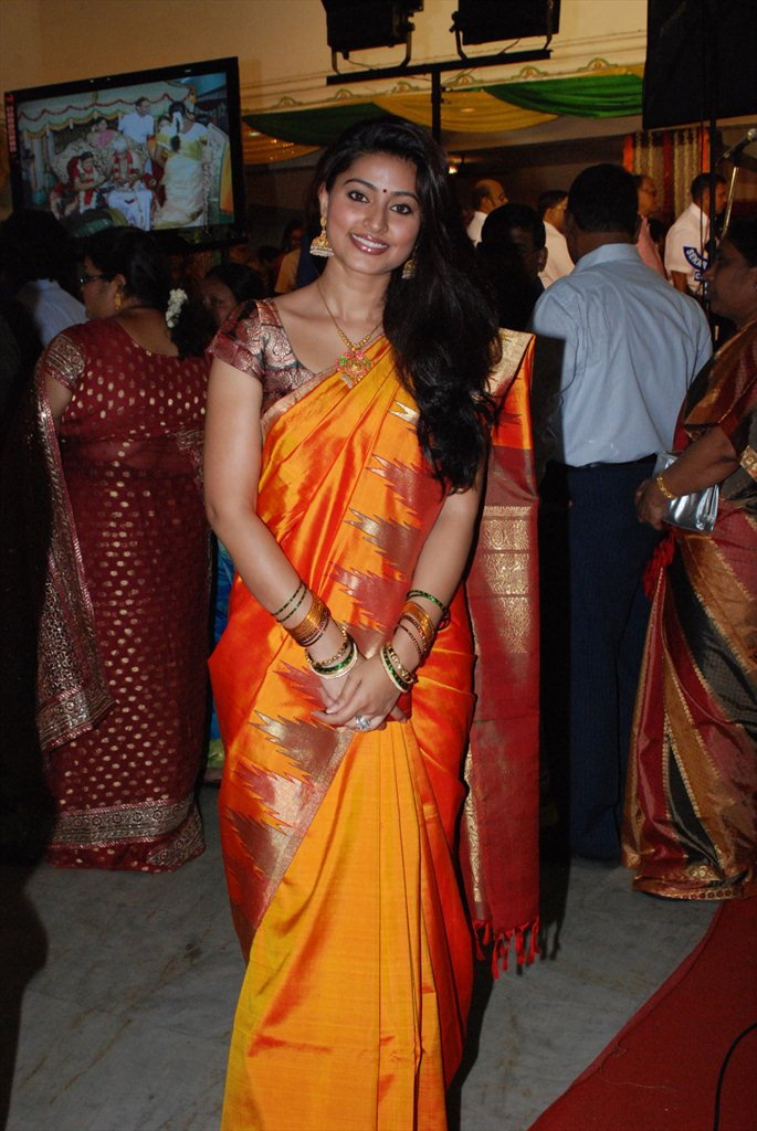 Indian Actress in Saree _ Plumeria Movies
