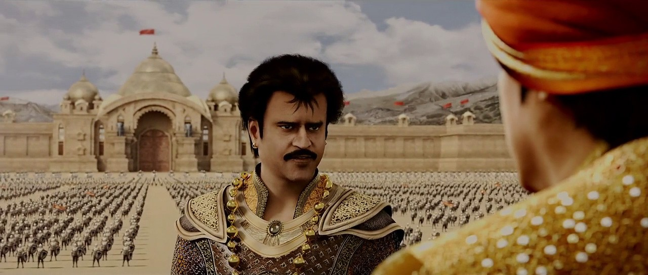 Rajinikanth in Kochadaiyaan _ Super Star _ Plumeria Movies (3)