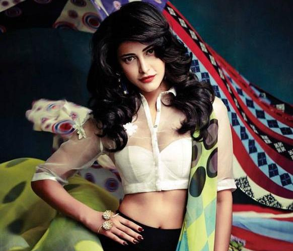 Shruthi Haasan _ Photo Shoot _ Latest _ Plumeria Movies (9)