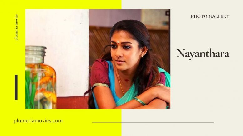 Nayanthara in Half Saree Photos