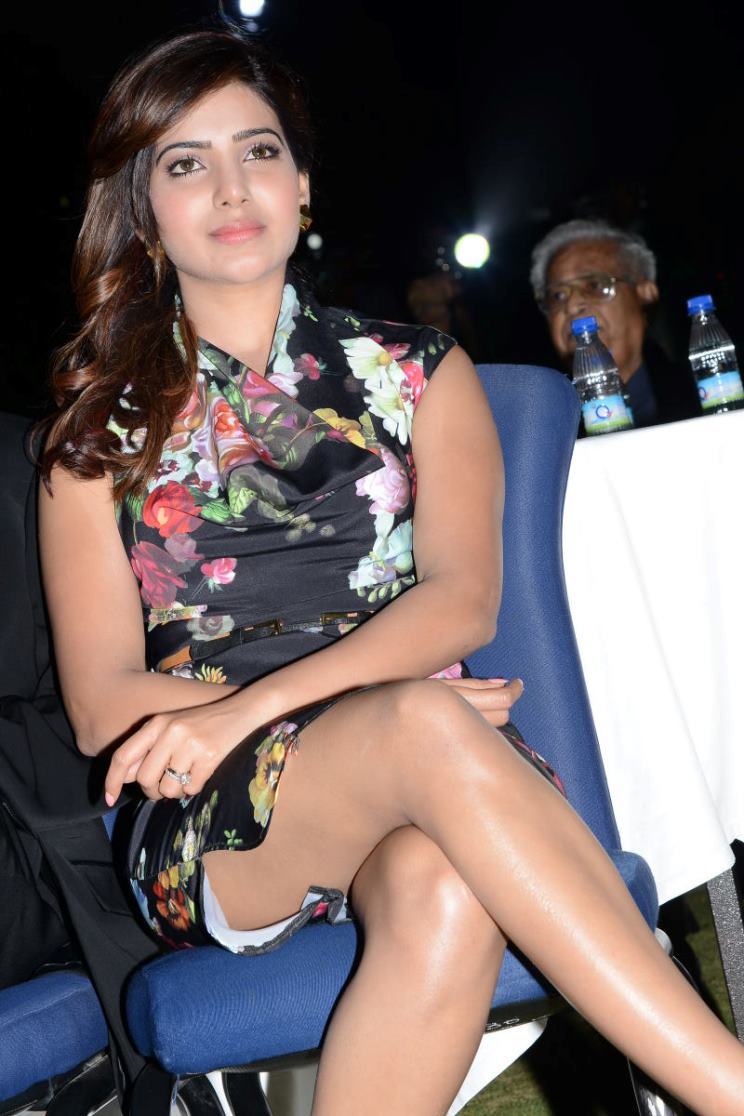 Samantha Ruth Prabhu hot in real life