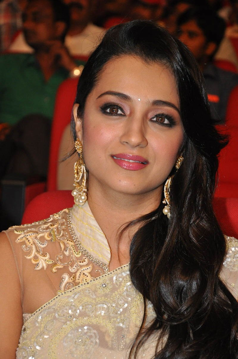 Trisha Krishnan HOT Latest Thoongavanam (5)