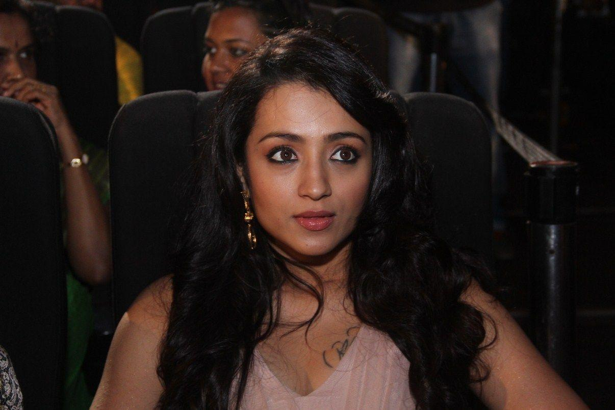 Trisha Krishnan HOT Latest Thoongavanam (6)