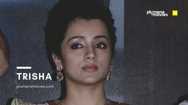 Trisha Krishnan in Film Functions