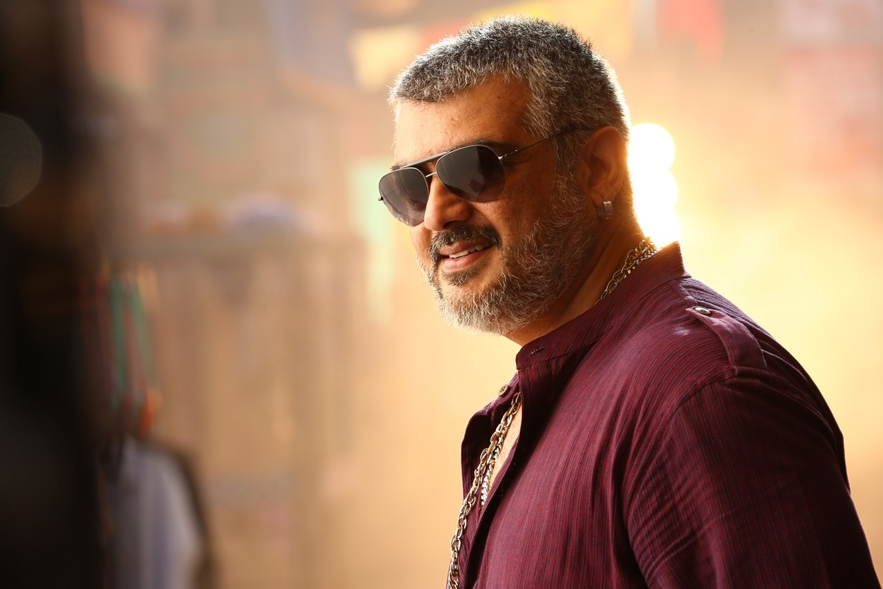 Ajith Kumar in Vedalam Movie