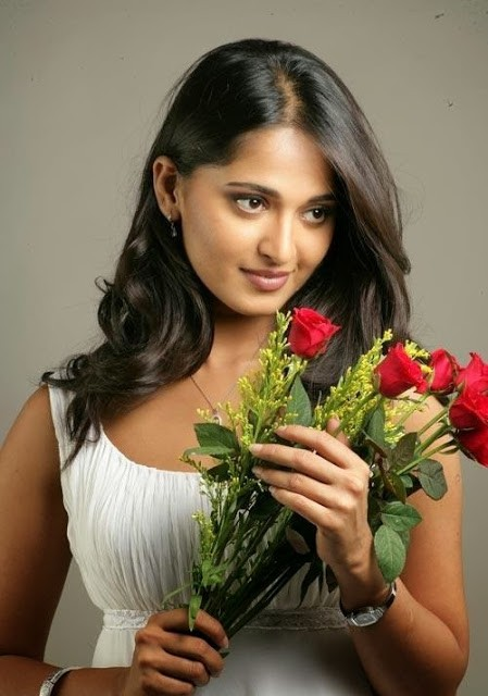 Anushka Shetty cute photo