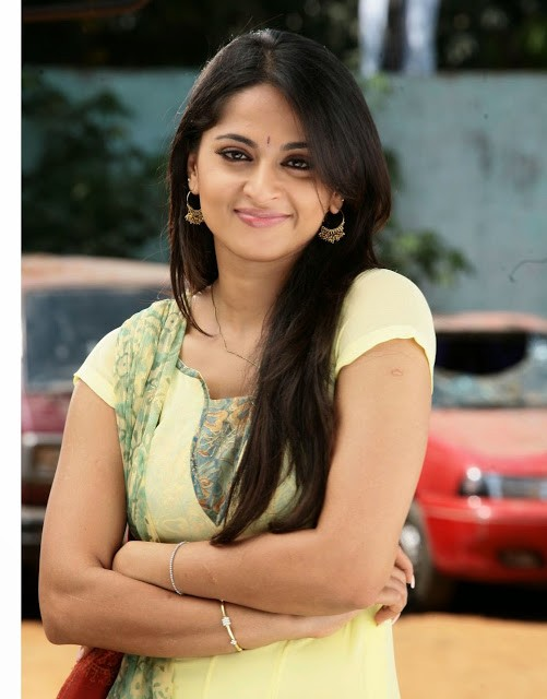 Anushka Shetty real life photo