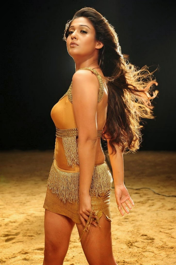 Nayanthara hot song
