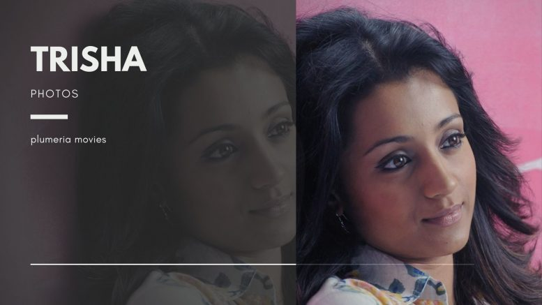 Photo Shoot Photos of Trisha