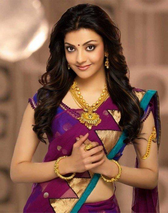 Kajal Aggarwal Beautiful Telugu Actress 2