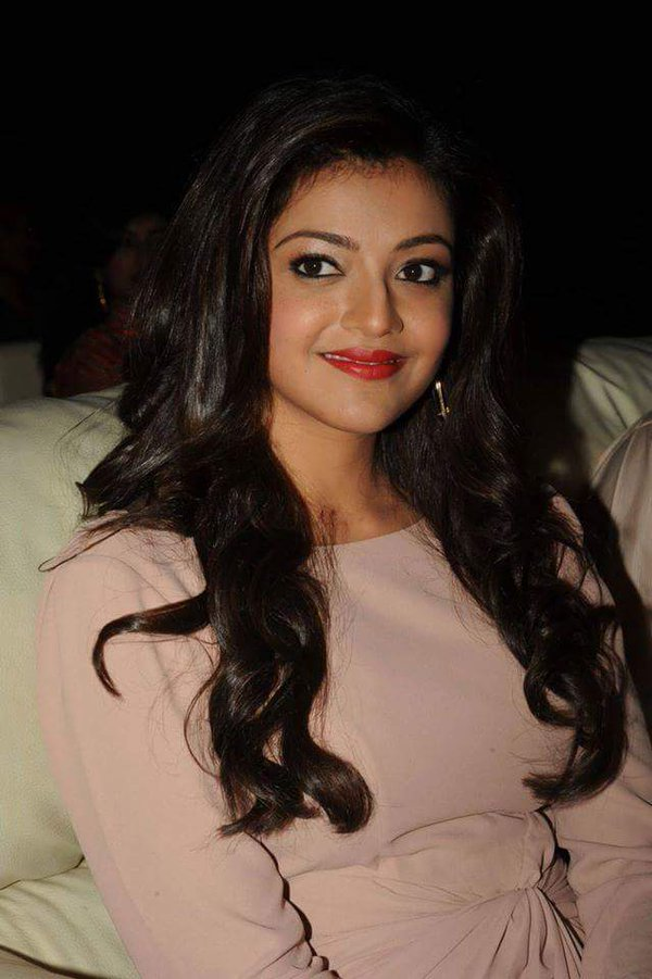 Kajal Aggarwal Beautiful Telugu Actress