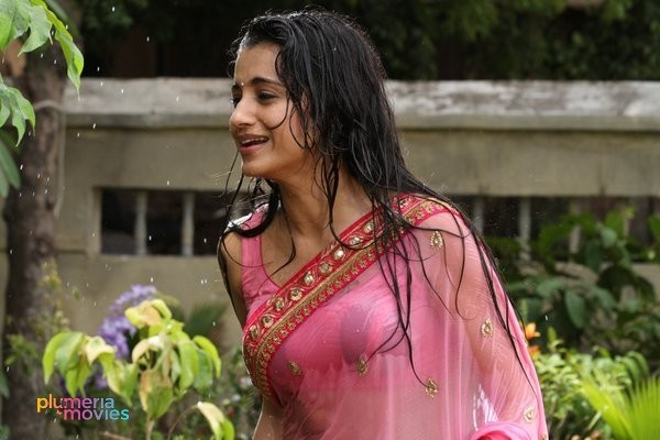 Trisha Hot Wet Stills Aranmanai 2(11)