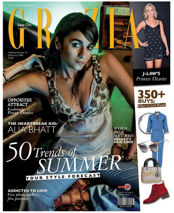 Alia Bhatt Hot Photos Poses For Grazia (2)
