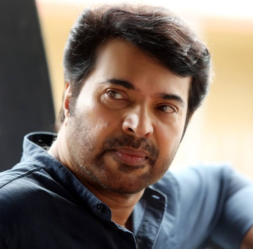 Mammootty Latest Photo
