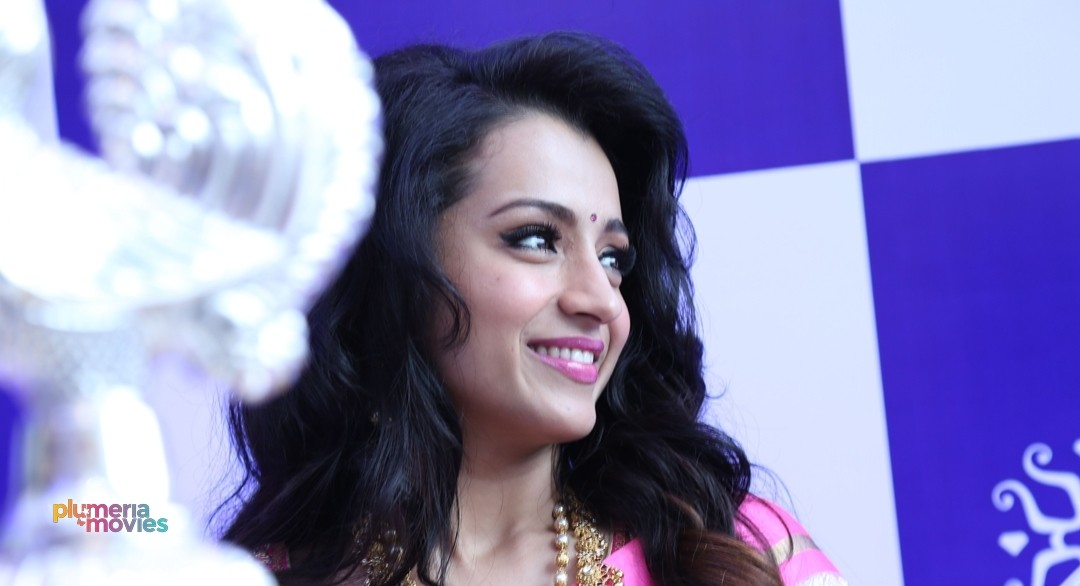 Trisha Launches NAC Jewellers (9)