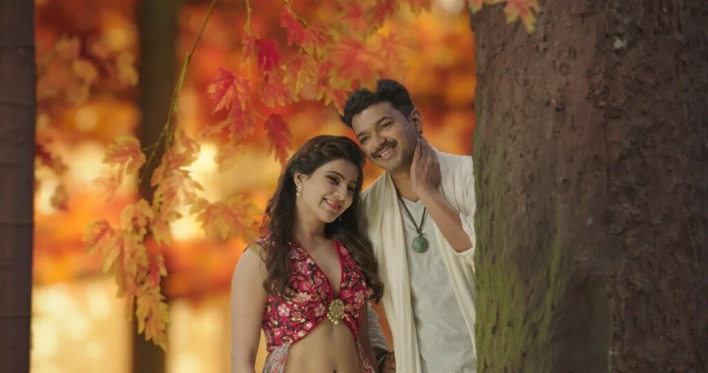 Theri Vijay Samantha Amy Jackson (8)
