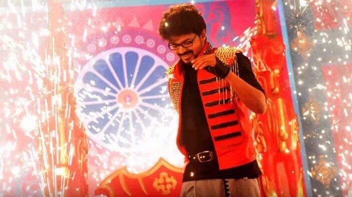 Vijay in Theri Samantha Prabhu (4)