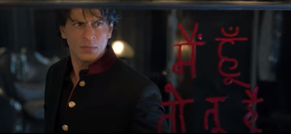 Shah Rukh Khan in Fan