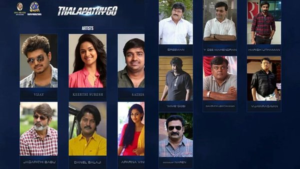 Vijay 60 Cast and Crew (2)