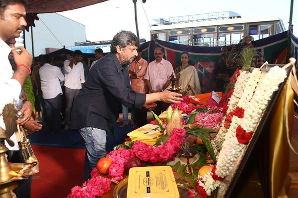 Vijay 60th Film Pooja (2)