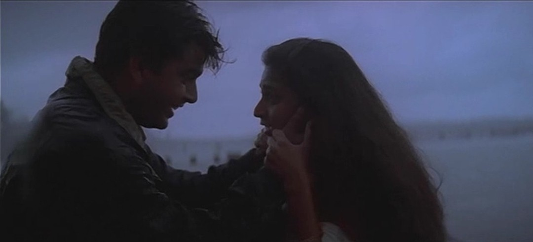 Madhavan and Shalini in Alaipayuthey