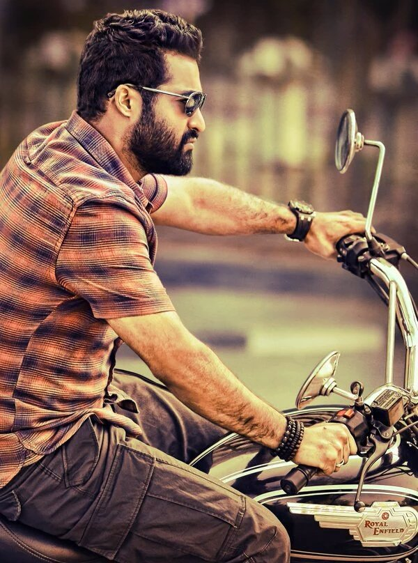 NTR in Janatha Garage POSTERs