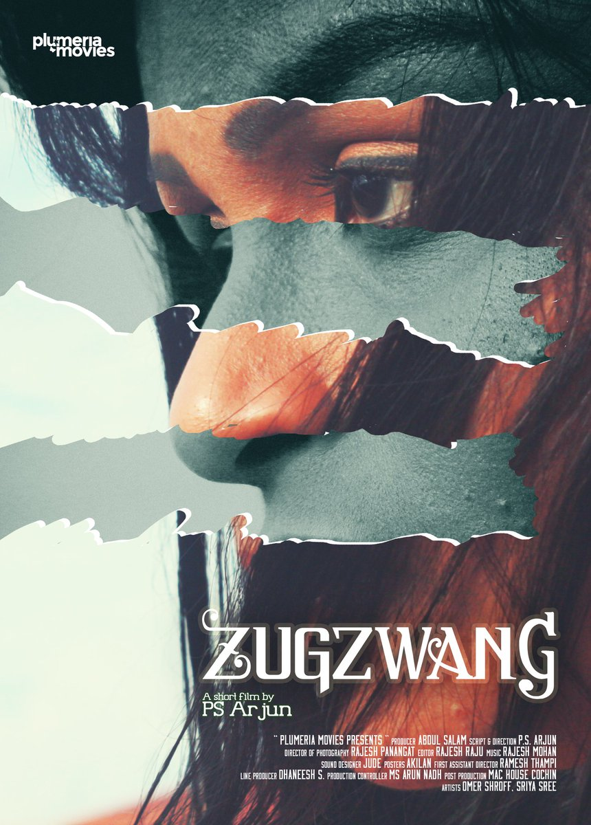 PS Arjun Zagzwang Short Film Poster
