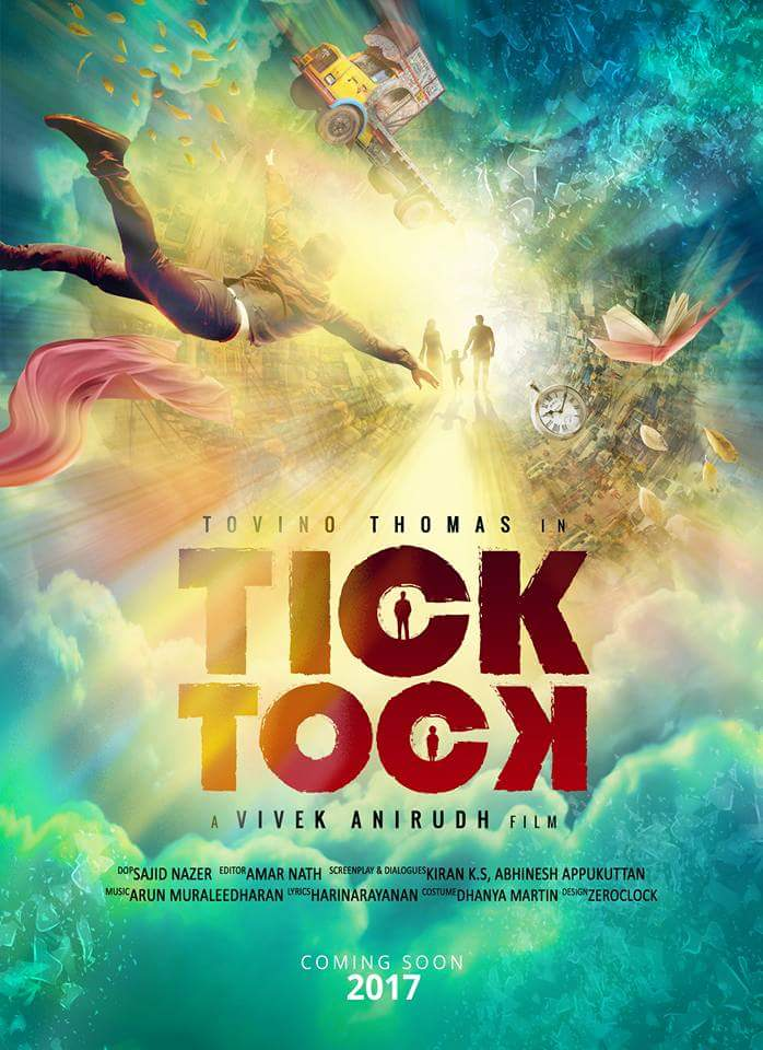 Tick Tock Malayalam Movie Poster