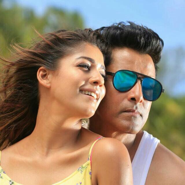 Hot Nayanthara in Irumugan