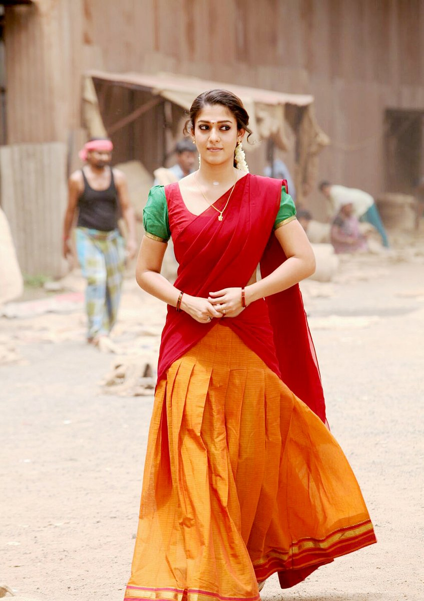 Nayanthara Latest Photos 2016 in Thaavani