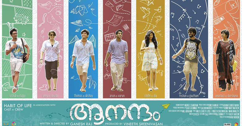 Aanandam Malayalam Movie