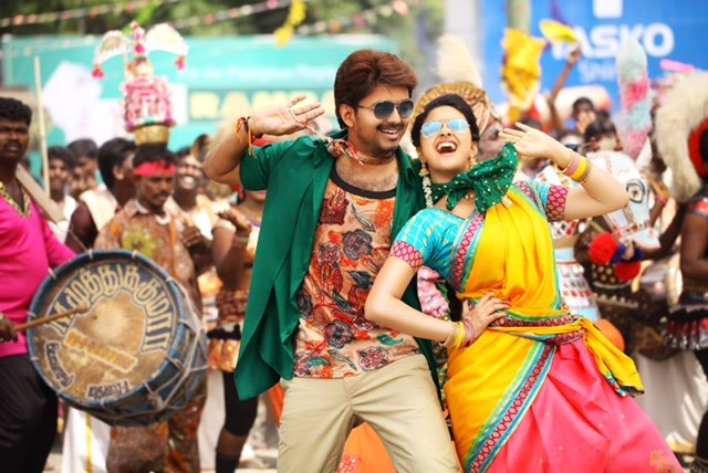 vijay-and-keerthy-suresh-in-bhairavaa