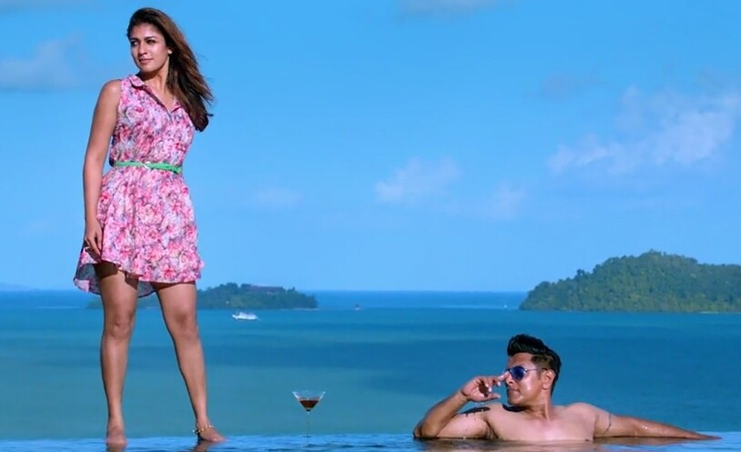 nayanthara-short-skirt-shot-dress-hot-indian-actress-2