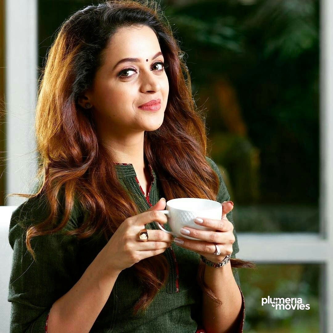 Beautiful Indian Actress Bhavana Menon