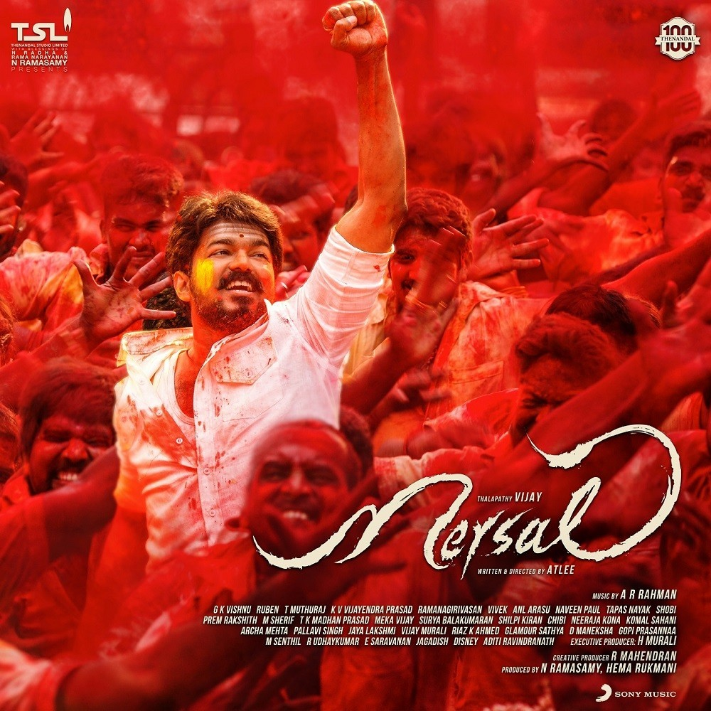 Mersal Movie poster