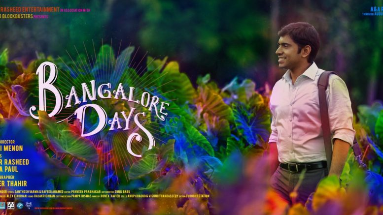 Bangalore-Days-Nivin Pauly Poster