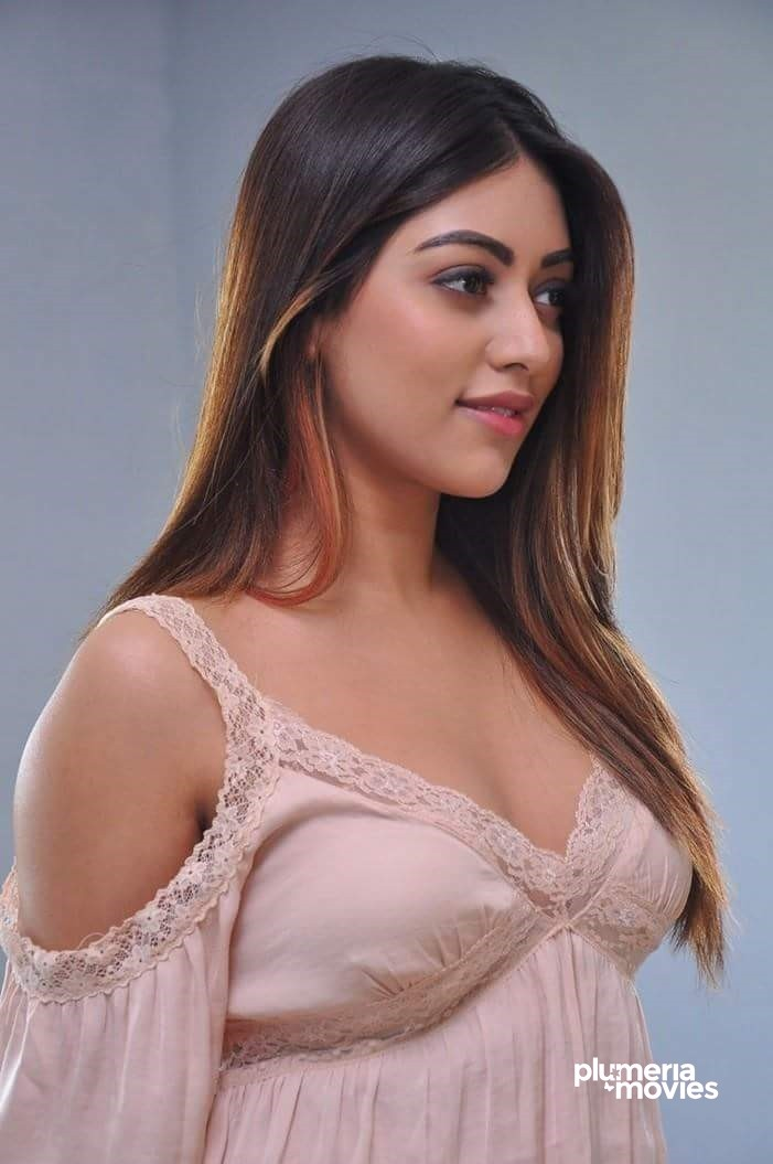 Anu Emmanuel looks hot in simple top