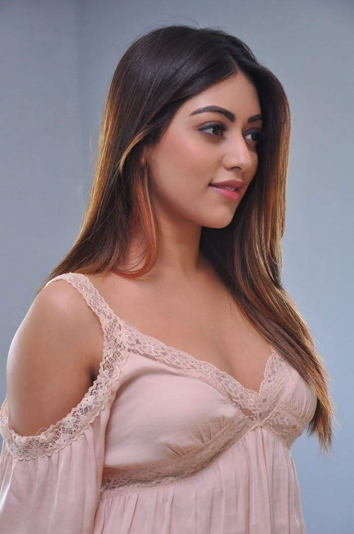 Anu Emmanuel hot looking