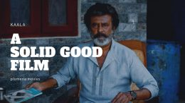 Tamil Movie Review of Kaala